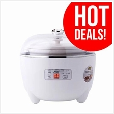 iHome Electric 1.8L Slow Stew with 4 Ceramic Inner Pot HL909AA