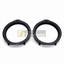 6.5 Speaker Adapter Mount Spacer for Honda Jazz Civic City (1 Pair)