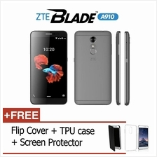 ZTE Blade A910 16GB (Dark Grey) Free Accessories Worth RM99