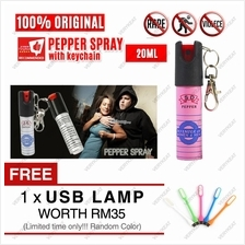 PROMOTION! Pepper Spray 20ML/60ML/110ML Self-defense Protect Anti Wolf