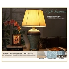 530625614925 ceramic minimalist table lamp european style