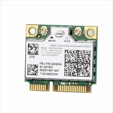 Intel Centrino Advanced-N 6205 62205ANHMW Dual-band Wifi Wireless Card