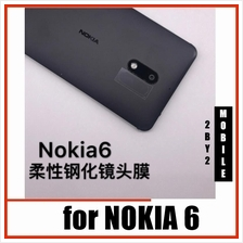 CAMERA SOFT TEMPERED GLASS for NOKIA 6