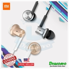 Authentic Xiaomi Hybrid Quantie Earphone Mic Mi In Ear HiFi Headset Circle Iro