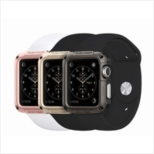 SPIGEN Apple Iwatch Series 1 2 38MM 42MM i watch Case Cover Casing