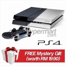 SONY PLAYSTATION 4 GAME CONSOLE - 1 YEAR SONY MALAYSIA WARRANTY PS4
