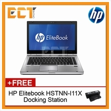 (Refurbished) HP EliteBook 8460P Notebook (i7-2620M 3.40GHz,320GB HDD,4GB RAM,