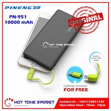 [ORI] PINENG PN951 PN-951 951 10000mah Powerbank