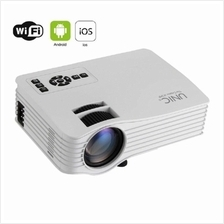 UNIC UC36 and UC36+ Mini WiFi Projector Portable HDMI USB Home Theater Cinema