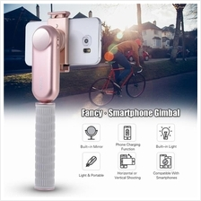 Wewow Fancy World's Smallest Handheld Smartphone Gimbal Stabilizer LED