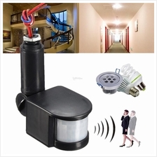 AC 220V Infrared PIR Motion Adjustable Sensor Auto Switch