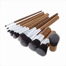 Professional Mineral Makeup Brush Set (11pcs)