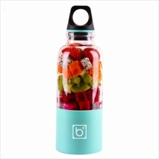 Bingo Portable Automatic Juice Blender with 500ml Cup Bottle USB Power