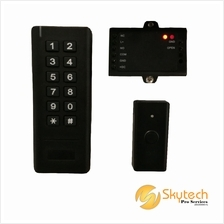WIRELESS DOOR ACCESS SYSTEM