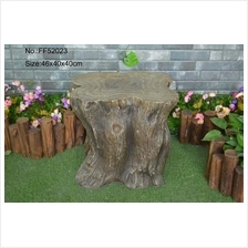 POLYRESIN FIBRE STAND H 40 CM FOUNTAIN WATER FEATURE 52033