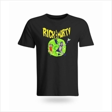 Rick'n'Morty B@tman & Robin T-shirt