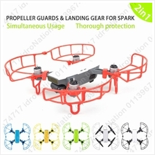DJI Spark Propeller Guards Landing Gear Stabilizers Bumpers Protector
