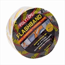 10M Flashband Strong Waterproof Seal Self Adhesive Flashing Tape 75MM X 1.5MM