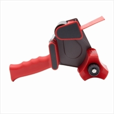 BIGTOOLS FX-04AB PACKAGING TAPE DISPENSER WITH HANDLE -RED