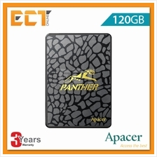 Apacer AS340 120GB PANTHER SATA III Solid State Drive (SSD) (Read:500MB/s, Wri