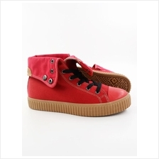 Jazz Star Boot Cut Shoe Lace Red JS07-0150