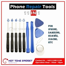 iPhone Samsung Xiaomi Asus Opening Tool Tools Phone Repair 11 in 1