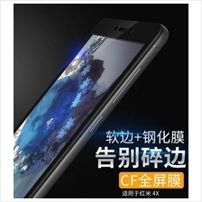 REDMI 4X/ Mi5X 3D FULL SOFT PET LENUO AntiBreak Tempered Glass