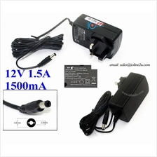 MOSO 230V AC to 12V DC 1.5A 1500mA Switching Power supply adapter LED LCD CCTV