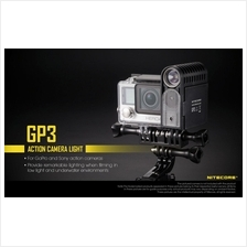 Nitecore GP3 Action Camera LED Light for GoPro and Sony
