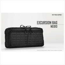 Nitecore NEB10 Multiple Outdoor Excursion Bag (Black/Grey)