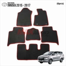 TOYOTA INNOVA 2015 - 2017 EMANON-J (EVA) Custom Made Car Floor Carpet