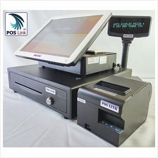 POS System-TP150X  All in one Touch POS PC,  Win 7 Pro License