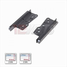 Toyota Side Filler Brackets for ISO Double Din size