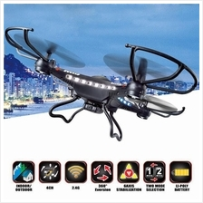 H8C 4 Channel 6 Axis Gyro 2.4GHz Quadcopter with HD Camera 360 Degree