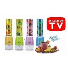 MSIA 3 PIN PLUG Shake N Take 3 Colorful with 2 Bottle !!