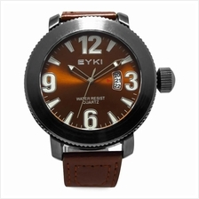 Eyki W8260G Men's Watch Brown