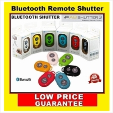 ASHUTB Bluetooth Wireless Remote Phone Camera Shutter .. RM18 ONLY!!
