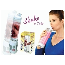 ASOTV DOUBLE(2) Bottle Shake n Take Juice Smoothie Blender !!