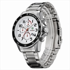 Weide WH3308 White Men's Watches Men Military Quartz Sports Watch Dive