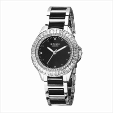 Eyki W8423L Diamante Ladies' Watch Black