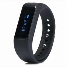 I5 Plus Bluetooth 4.0 Health Smart Watch Wristband For IOS And (Black)