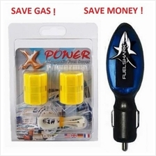 Fuel Shark Neosocket Fuel Saver+Magnetic Fuel Saver(Just Plug & Save)