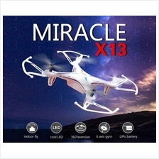 SYMA X13 6 Axis 2.4G 4CH RC Quadcopter 360 Degree Eversion UFO