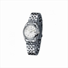 EYKI E-Times W8470 Ladies Stainless Steel Watch Silver White