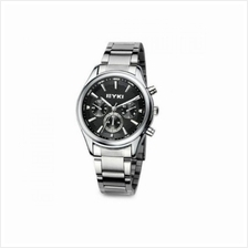 EYKI EET8581 Men Stainless Steel Watch Silver Black