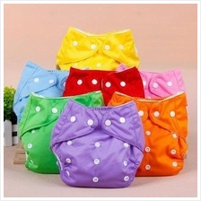 Washable Breathable Baby Cloth Diaper Promotion package with insert!!