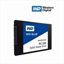 WD Western Digital Blue 250GB 500GB 1TB PC Solid State Drive SSD 2.5'