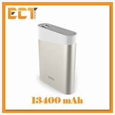 LeTV LeUPB-211D 13400mAh Portable Mobile Power Bank - Gold