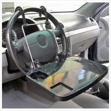Car Vehicles Multipurpose Foldable Foods Travel Tray Working Tray