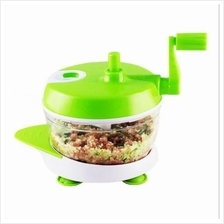 Multi-functional Home Manual Hand chopper / hand meat grinder 5 Blades
